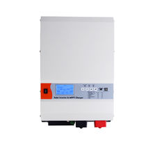 Pure sine wave DC/AC inverter / low-frequency / for solar application / with MPPT