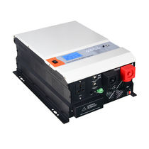 Solar inverter / pure sine wave / low-frequency / with MPPT