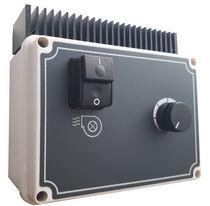 Single-phase speed regulator / for induction motors
