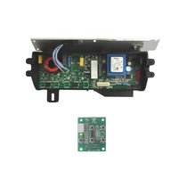 Single-phase speed regulator / for induction motor / digital / built-in