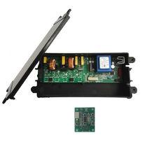 Induction motor speed regulator / single-phase / built-in / digital