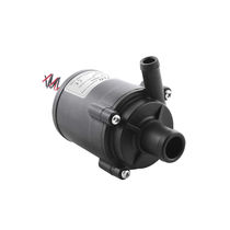 Hot water pump / with brushless DC motor / submersible / centrifugal