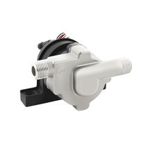 Hot water pump / with brushless DC motor / centrifugal / stainless steel