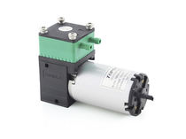 Air pump / for gas / with brushless DC motor / self-priming