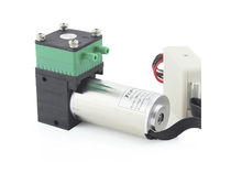 Chemical pump / with brushless DC motor / self-priming / diaphragm