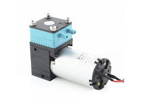 Ink pump / with brushless DC motor / self-priming / diaphragm