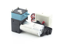 Chemical pump / with brushless DC motor / diaphragm / self-priming
