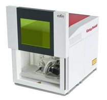 Laser engraving machine / CO2 laser / for metal / compact