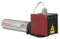 Fiber optic laser / actively Q-switched / marking