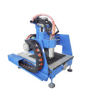 3-axis CNC milling machine / vertical / compact