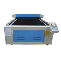 Wood cutting machine / glass / leather / laser