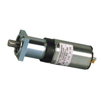 DC gearmotor / coaxial / planetary / 24V