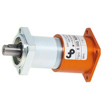 Epicyclic gear reducer / coaxial / solid-shaft / for motors