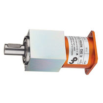 Epicyclic gear reducer / coaxial / with flange / solid-shaft