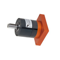 Epicyclic gear reducer / coaxial / solid-shaft / for electric motors