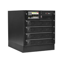 """19"""" rack DC/AC inverter / on-line / for industrial applications / electronic equipment"""