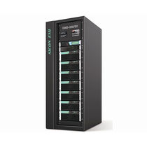Double-conversion UPS / parallel / three-phase / data center