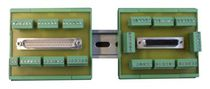 Screw connection terminal block / DIN rail-mounted