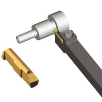 Face parting and grooving tool / external / internal / insert