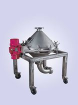 Vibrating screener / for bulk materials / for powders / for pellets