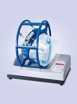Rotary drum mixer / batch / solid/liquid / powder