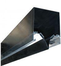 Slide rail / aluminum