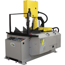 Band saw / semi-automatic / vertical