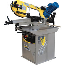 Band saw / automatic / horizontal