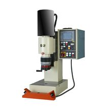 Semi-automatic riveting machine / radial / bench-top