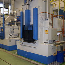 Gas-fired furnace / carbonitriding / carburizing / annealing