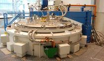 Pit furnace / carbonitriding / normalizing / hardening