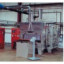 Brazing furnace / chamber / electric / nitrogen