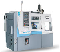CNC lathe / high-precision / with automated loading/unloading / for small workpieces