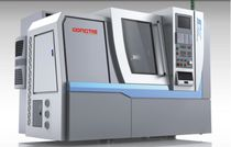 CNC lathe / 2-axis / high-speed / with turret