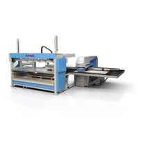 Sheet loading and unloading system / automatic