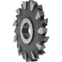 Slot milling cutter / interlocked side / monobloc