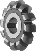 Boring milling cutter / shell-end / monobloc