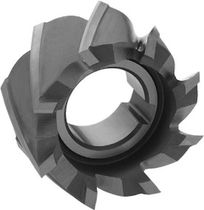 Face milling cutter / shell-end / monobloc
