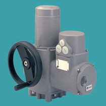 Electric valve actuator / multi-turn / bus-capable
