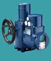 Manual valve actuator / linear / double-acting / digital