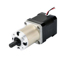 Stepper gearmotor / parallel-shaft / planetary / compact