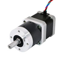 Stepper gear-motor / parallel-shaft / planetary