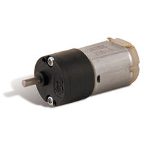 DC gearmotor / parallel-shaft / spur / compact