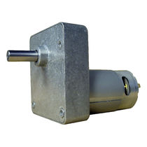 DC gearmotor / parallel-shaft / gear train / compact