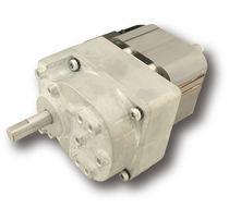 AC electric gearmotor / parallel-shaft / gear train / door