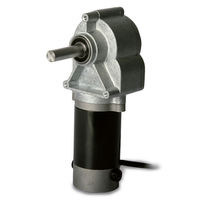 DC gearmotor / orthogonal / gear train / with integrated controller