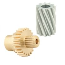 Cylindrical gear / straight-toothed / helical-toothed / shaft