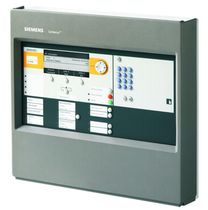 Fire alarm control panel / networked