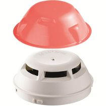 Fire detector / smoke / optical / ceiling-mounted