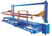 EPS cutting machine / hot-wire / profile / EPS block